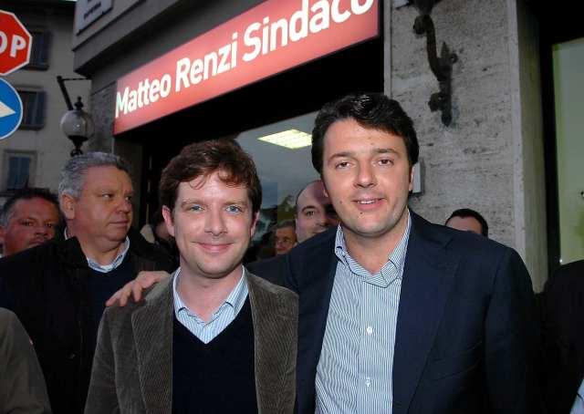 Inaugurazione del Comitato Elettorale di Matteo Renzi